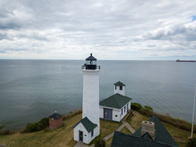 Tippett's Point Lighthouse