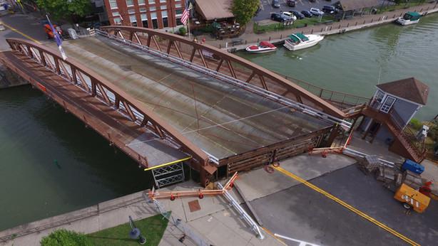 Lift Bridge   Fairport, NY