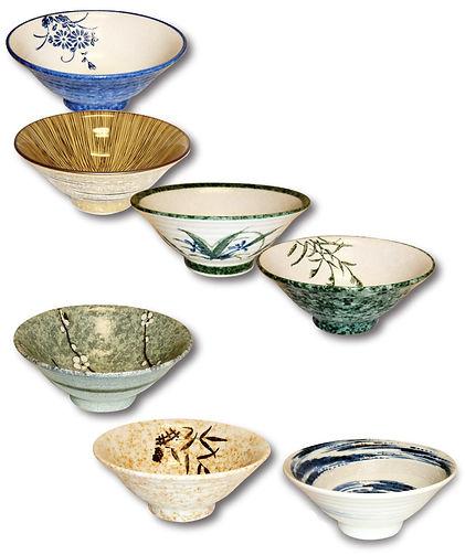 Japanese Donburi Bowl A054 - 59