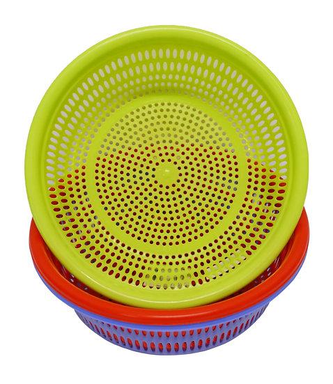 32 CM PLASITC COLANDER,   ITEM# 00803166,    洗菜籃