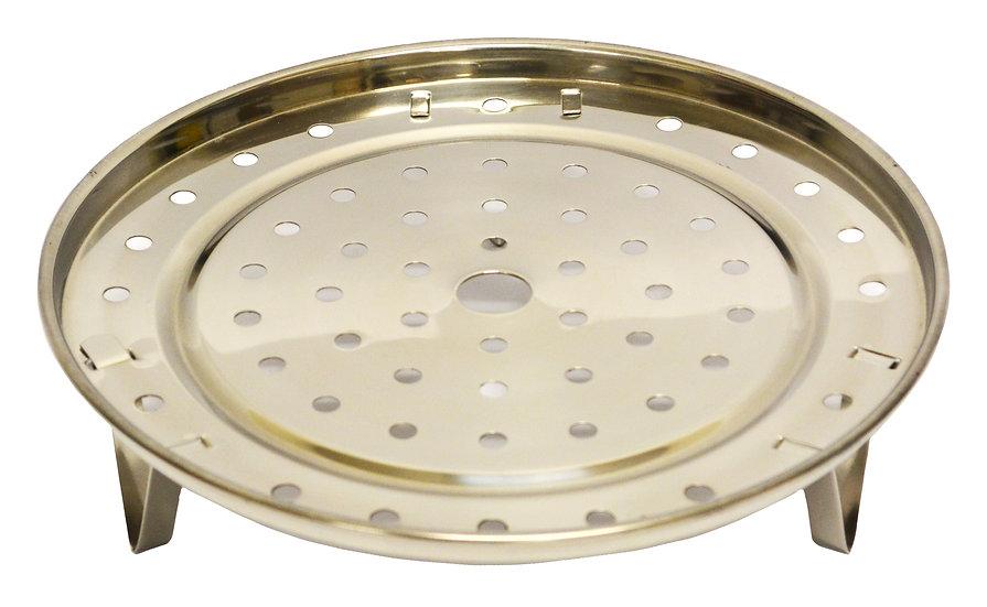 26 CM STAINLESS STEEL STEAM PLATE / STEAMING RACK  不鏽鋼 蒸鍋墊