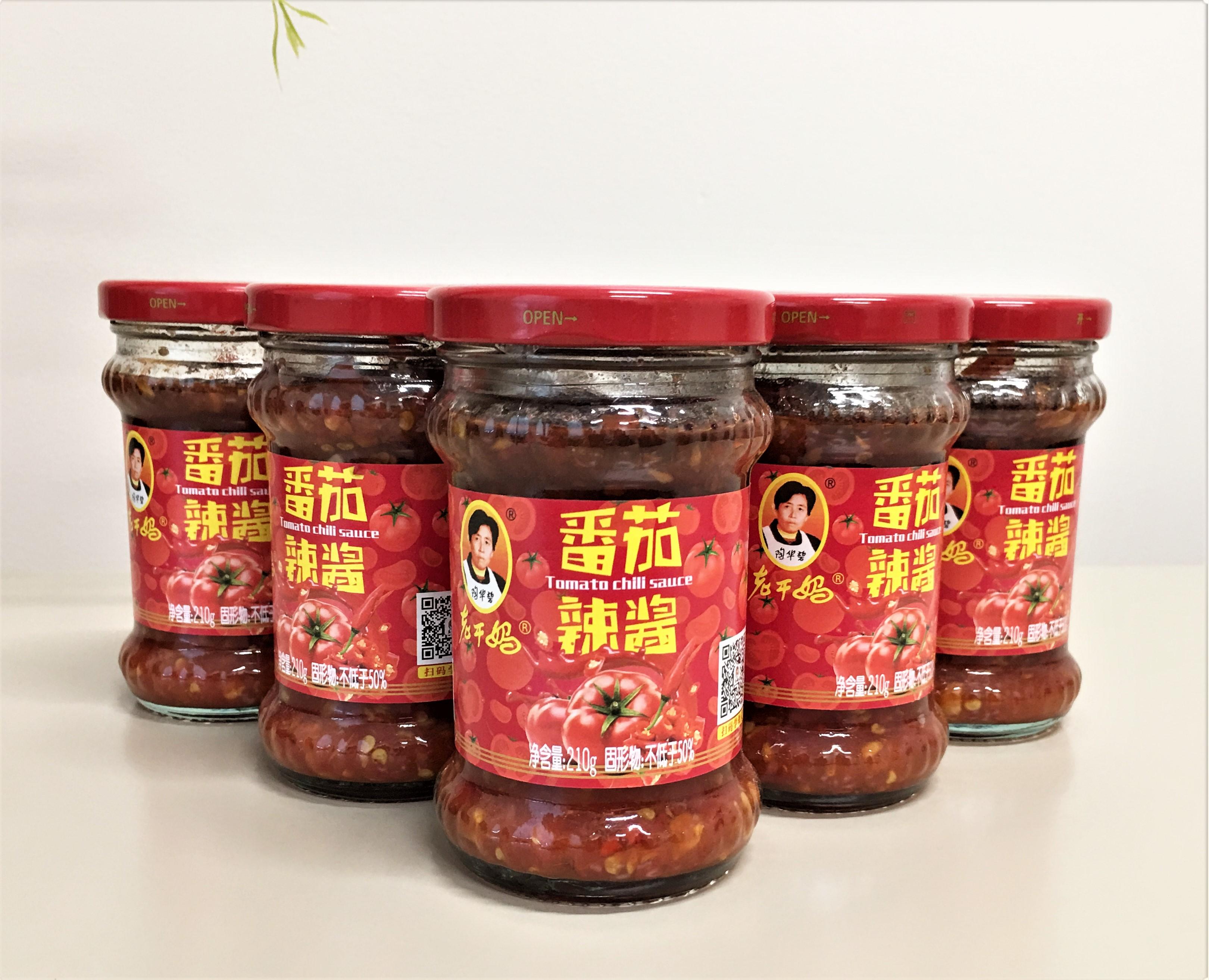 LGM Tomato Chili Sauce