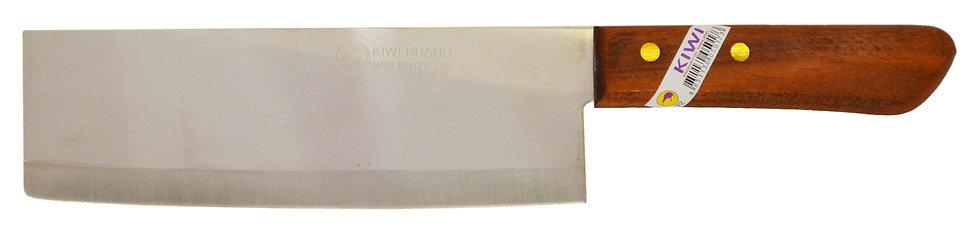 KIWI STAINLESS STEEL KNIFE, 2 PIECES, ITEM# 00801409, 不鏽鋼泰國切菜刀 /厨房用刀 2 把