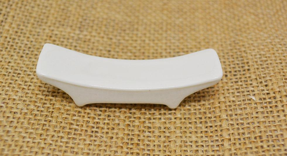 CHOPSTICK REST,ITEM#00802832,白瓷筷子架(12 PCS)