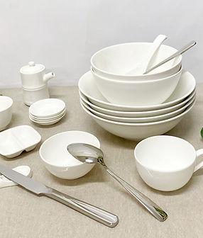 iHomehouseware White Dinnerwares