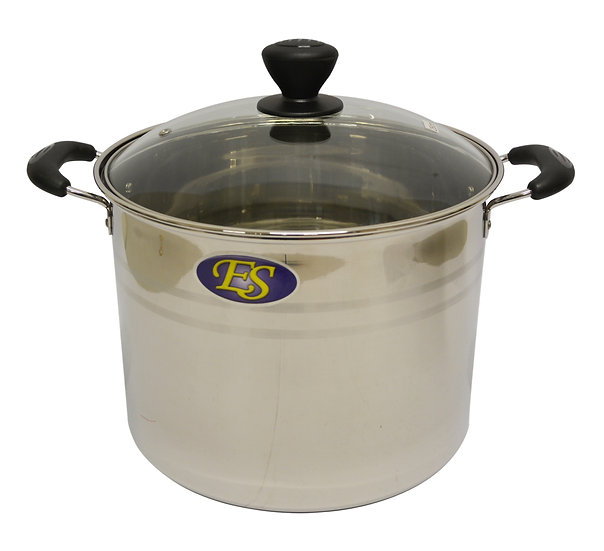 24 CM STAINLESS STEEL COOKING POT-EX HIGH,ITEM#00800093,不銹鋼湯