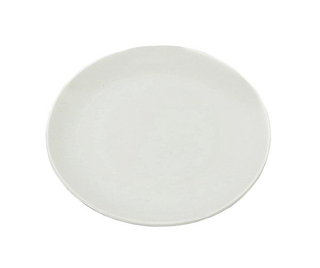 "7"" EXTRA FANCY & PREMIUM  DINNER PLATE,ITEM#00807211, 白色骨瓷盤(6 PCS)"
