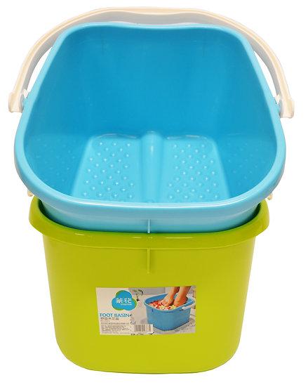 FOOT MASSAGE BASIN / FOOT BATH SPA TUB,   ITEM#  00803173,   塑膠水桶 / 塑膠按摩用水桶