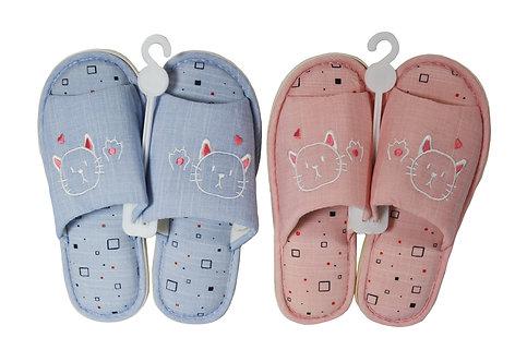 #806023 WOMEN INDOOR SLIPPER 女生室内拖鞋