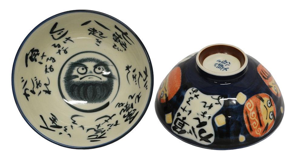 "5"" JAPANESE RICE BOWL,ITEM#AF-024, 日本瓷碗(4 PCS)"