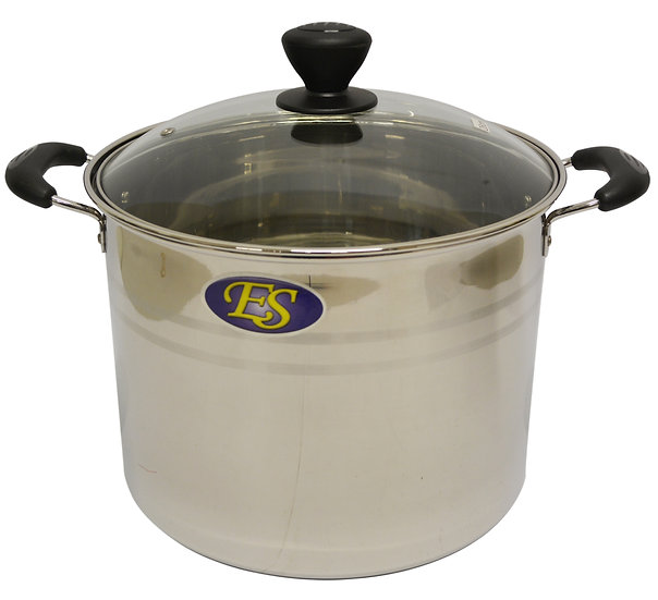 26 CM STAINLESS STEEL COOKING POT - EX HIGH,ITEM#  00800094,不銹鋼湯鍋
