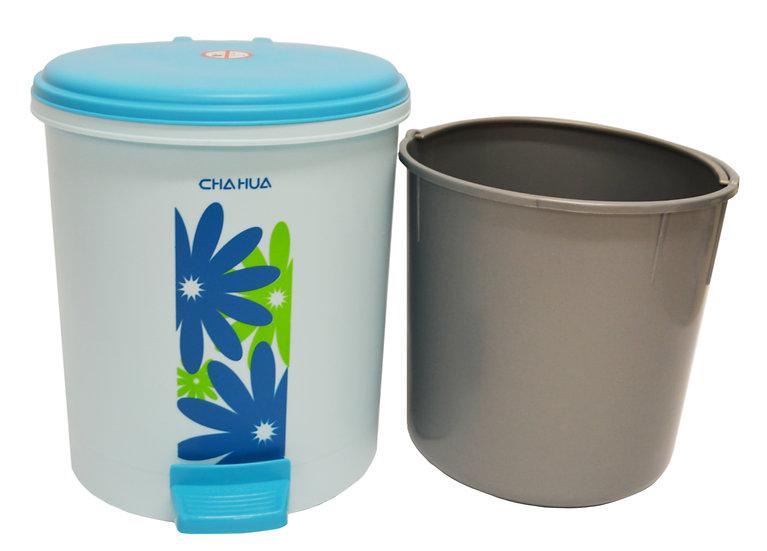 9L TRASH CAN,  ITEM#  00805056,垃圾桶(1 PCS)