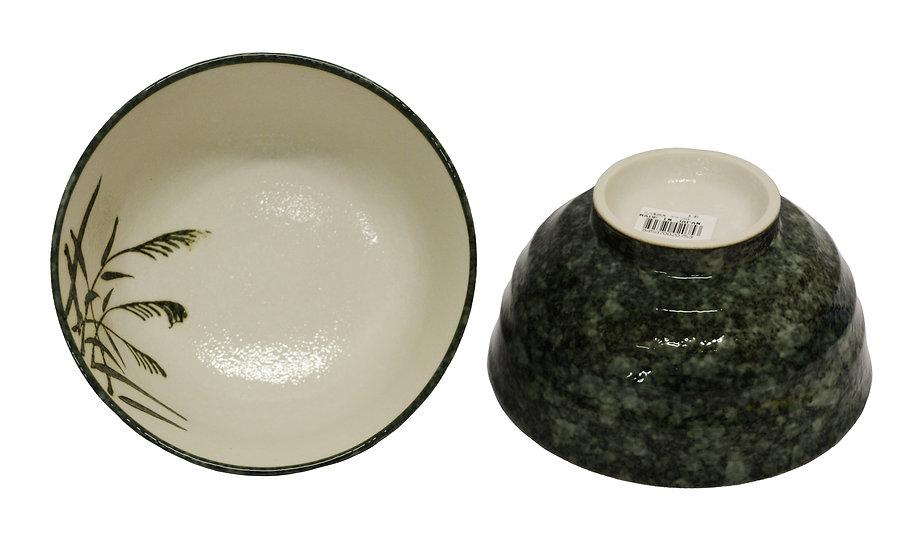 "JAPANESE DONBURI BOWL 6.5"", 2 PCS, ITEM#A-030, 日本丼物碗 2 個"