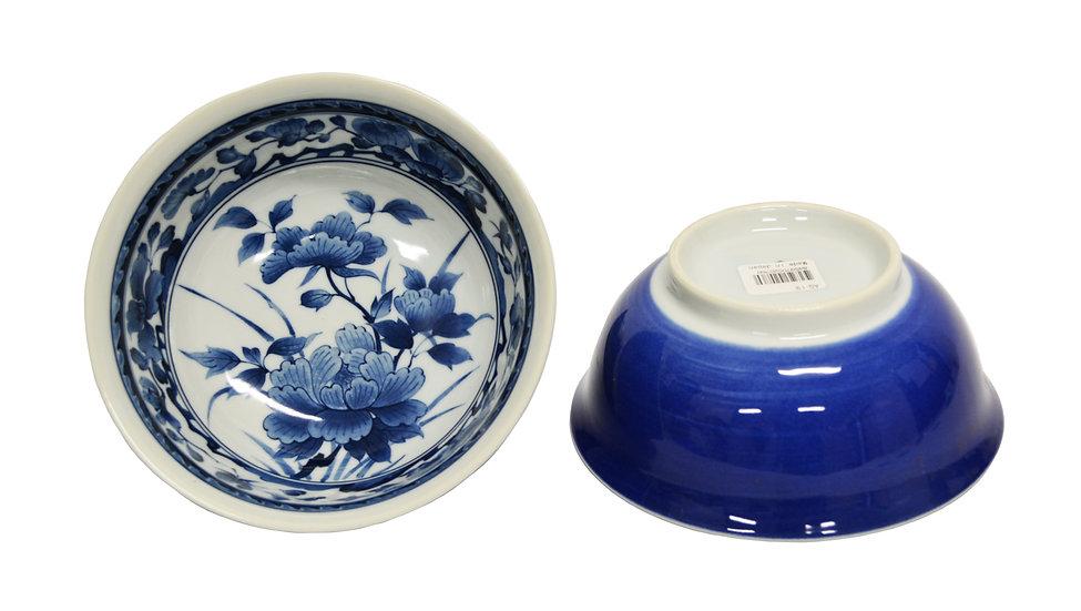 """7.25"""" JAPANESE DONBURI BOWL,ITEM# AG-019, 日本瓷碗 (4 PCS)"""