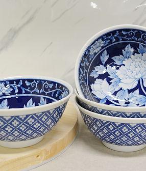 AG014-04 JAPANESE DINNWER BOWLS