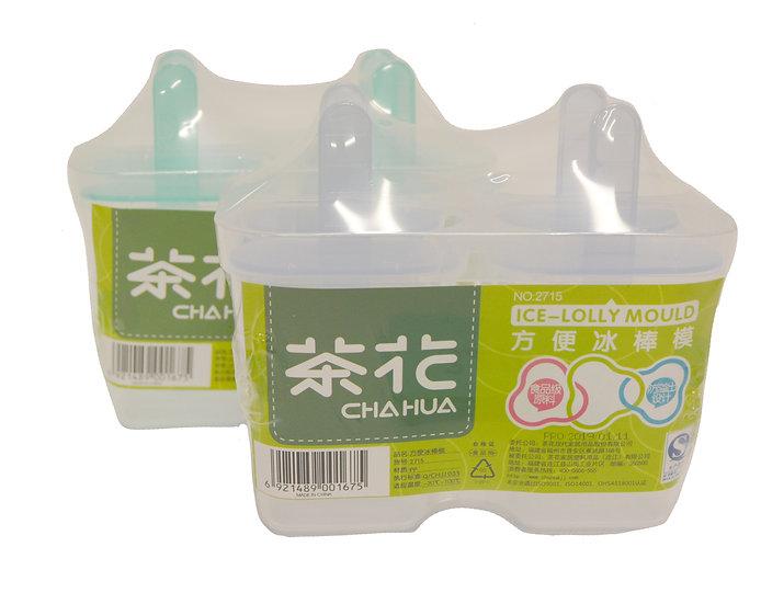 ICE POP MAKER, ITEM#00803211, 冰棒模 (2 SETS OF 8)