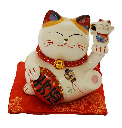 "#808415 LUCKY CAT(PIGGY BANK)-3"" (35316) 招財貓錢罐 (1 PCS)"