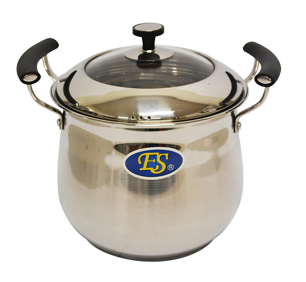 20 CM STAINLESS STEEL COOKING POT,ITEM#00800285,不銹鋼湯鍋