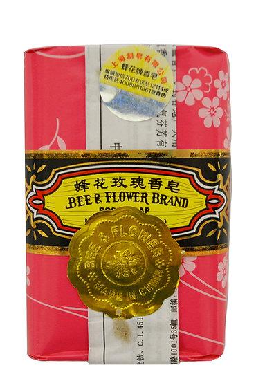 SOAP 125 G ,   ITEM# 00806502,   蜂花玫瑰香皂