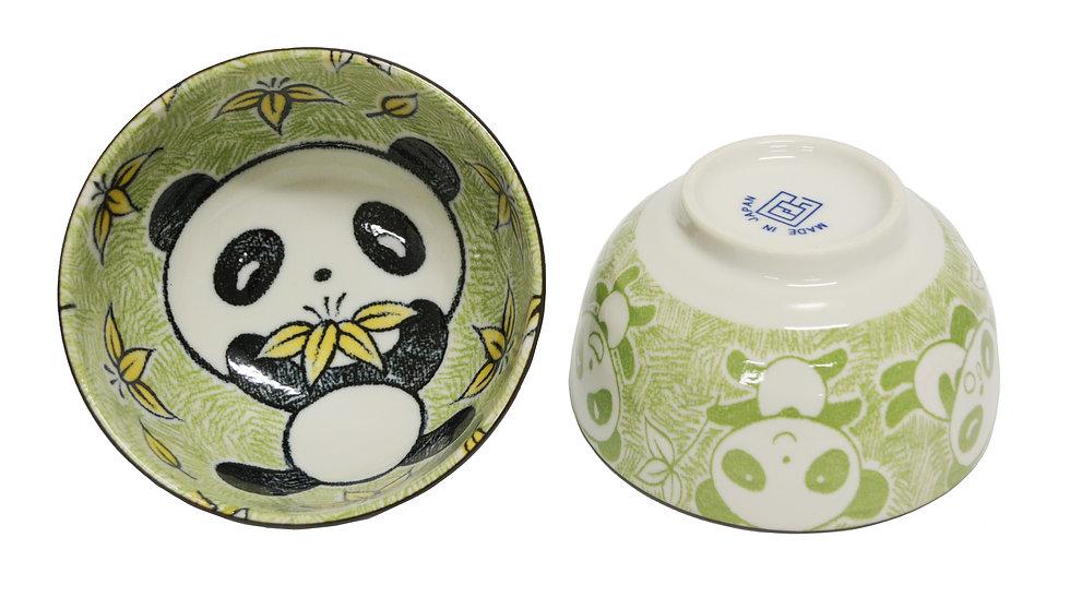 """JAPANESE DONBURI BOWL - 6"""", 2 PCS, ITEM#AE-059, 日本瓷碗 2 個"""