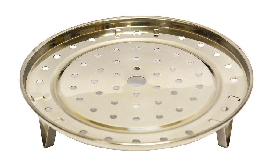 24 CM STAINLESS STEEL STEAM PLATE / STEAMING RACK  不鏽鋼 蒸鍋墊