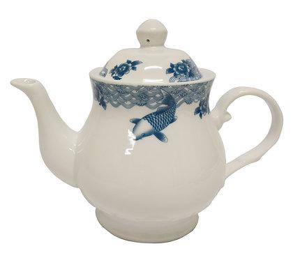 #802940 TEA POT-FISH 魚茶壺(1 SET)