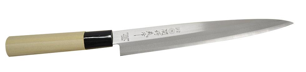 JAPANESE SUSHI KNIFE ,  ITEM#  JK51029,  不鏽鋼切壽司刀