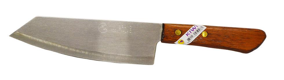 KIWI STAINLESS STEEL KNIFE, 2 PIECES, ITEM#  00801419,  不鏽鋼泰國切菜刀 /厨房用刀 2 把