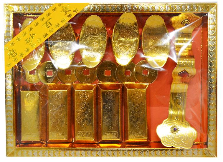 JOSS PAPER (GOLD) ,   ITEM #  00804083,  磨砂寶百