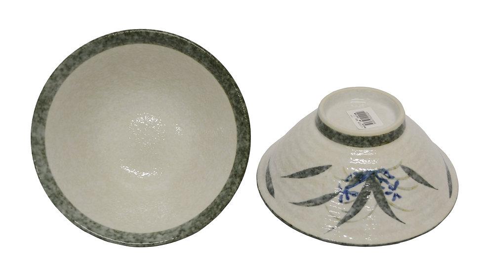 "JAPANESE NOODLE  BOWL 7.5"", 2 PCS, ITEM#A-052, 日本瓷碗/麵碗 2 個"