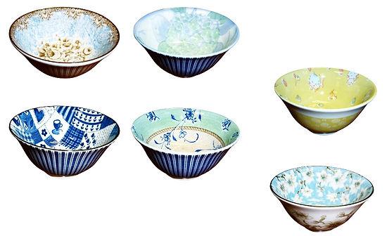 Japanese Donbuir Bowl - 853-1