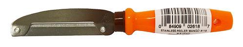 #801363 MANGO STAINLESS STEEL PEELER#118 不銹鋼芒果削皮刀