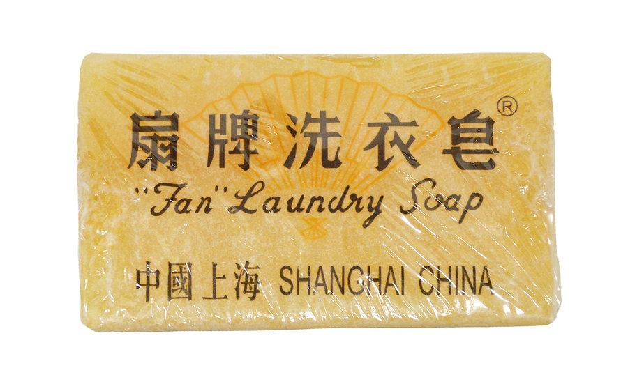 LAUNDRY SOAP 150 G,    ITEM# 00806505,   扇牌洗衣皂
