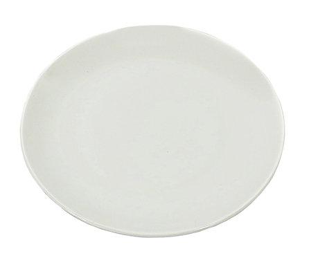 "#807213 PLATE-BONE CHINA-9"" 白色骨瓷盤(6 PCS)"