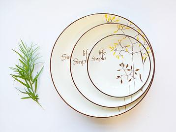 821014-012-010 Dinner Plate