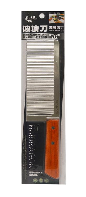 #801333 HD CURVED KNIFE -L-TL1354 龍族波浪刀-大
