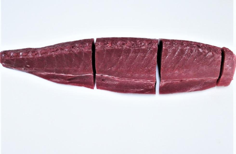 Yellowfin Tuna Center Cut From Full Loin