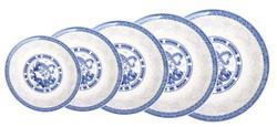 Ceramic Dragon Plates