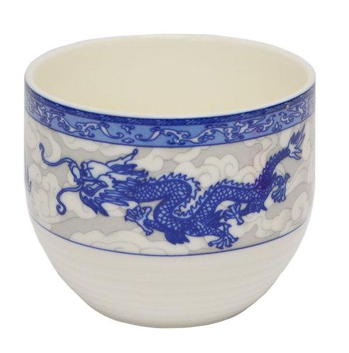 "#802747 TEA CUP-DRAGON-2.75"" 龍鳳茶杯(16 PCS)"