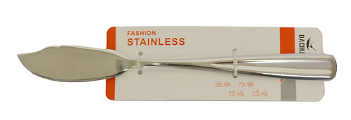 #801257 STAINLESS STEEL BUTTER KNIFE-EXTRA HEAVY 不鏽鋼奶油刀-特厚 (12 PCS)