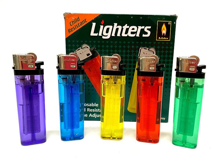 CIGARETTE LIGHTER 50 PCS/BOX