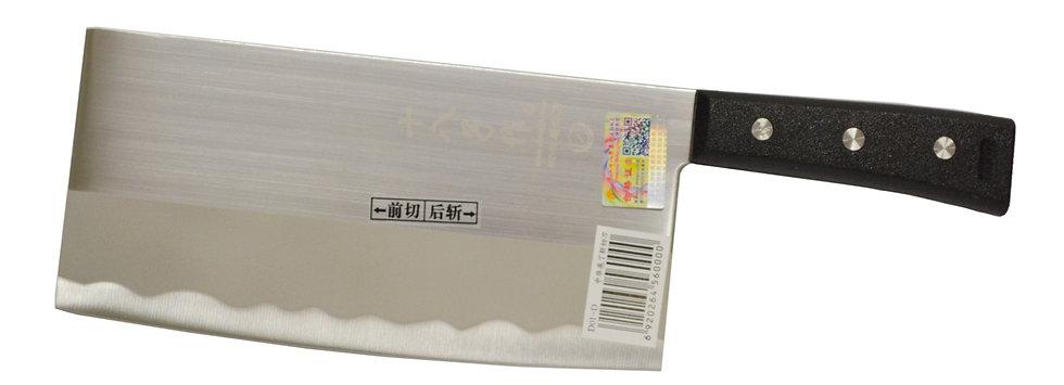 18 STAINLESS STEEL STICKLES  KNIFE,  ITEM#  00801430, 不鏽鋼切菜刀