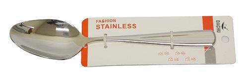 #801252 STAINLESS STEEL SPOON-EXTRA HEAVY不鏽鋼湯羹-特厚