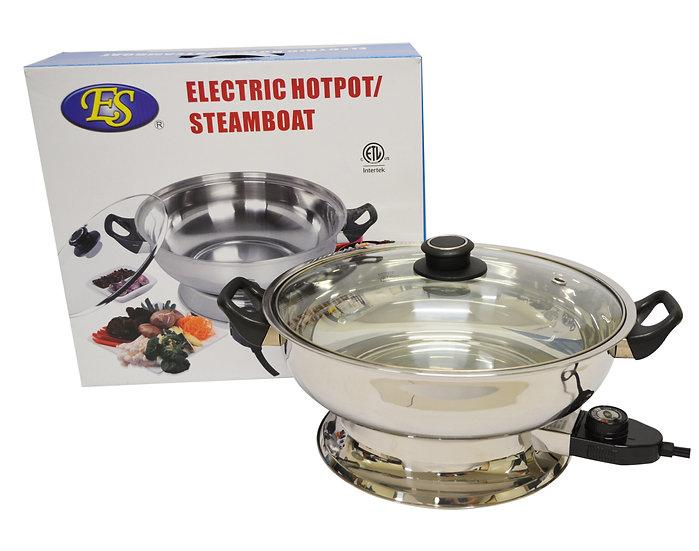 30CM  ES ELECTRIC HOT POT ,   ITEM#  00809012,   插電式火鍋