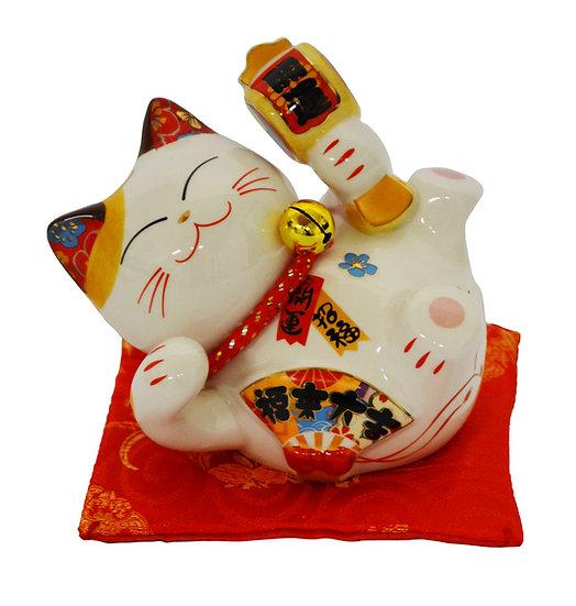 """LUCKY CAT  3""""(35311),ITEM#00808410, 招財貓"""