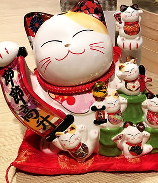 CHINESE NEW YEAR COLLECTION, LUCKY CAT