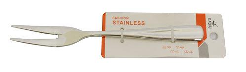 #801256 STAINLESS STEEL TEA FORK-EXTRA HEAVY 不鏽鋼水果叉-特厚(12 PCS)