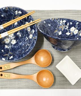 JAPANESE DINNER WARE SET