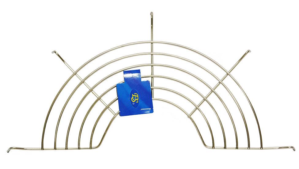 STAINLESS STEEL FRYING RAC,ITEM#00801526,不鏽鋼鍋墊(2 PCS)