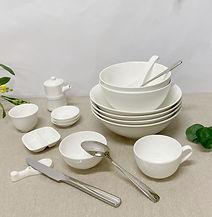 iHomehouseware White Dinnerware -3.JPG